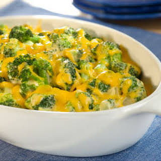 Broccoli & Cheese Casserole.