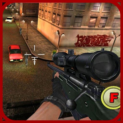 IS Sniper Hunter 3D LOGO-APP點子