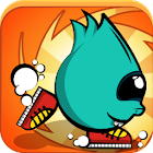 Running Rico: Alien vs Zombies icon