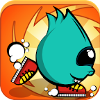 Running Rico: Alien vs Zombies