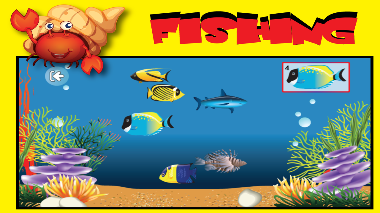 Tap fish game for kids free android apps on google play for Wsbtv fish and game