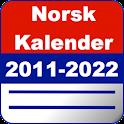 Norsk Kalender – full versjon logo