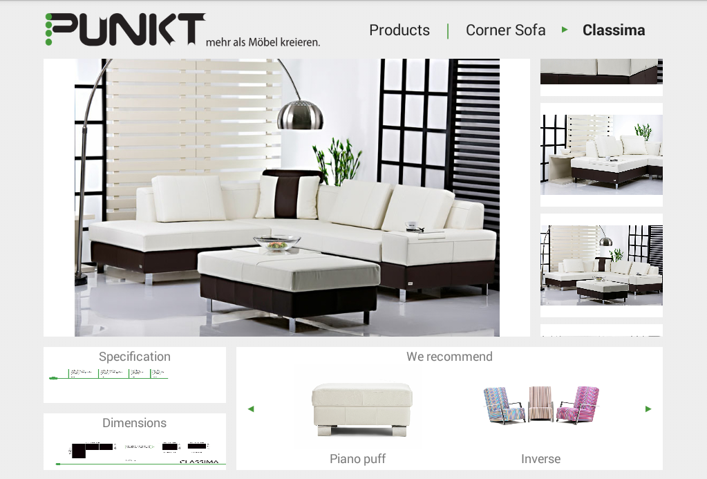 Punkt Furniture Catalog Android Apps On Google Play