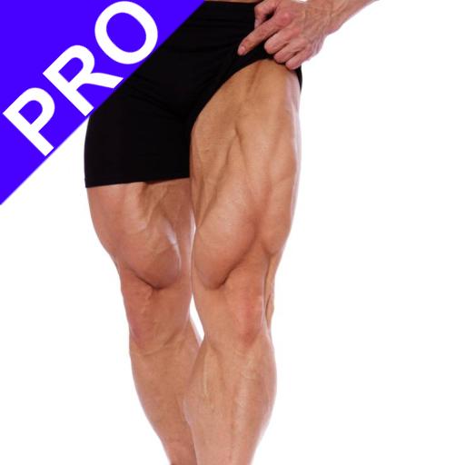 專業 腿部鍛煉 健康 App LOGO-硬是要APP
