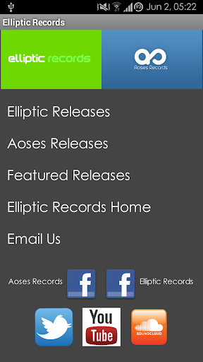 Elliptic Records