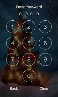 Christmas Lock Screen screenshot
