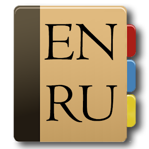 English - Russian Dictionary 書籍 App LOGO-APP試玩