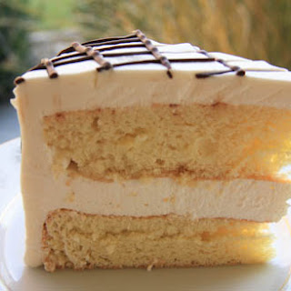 Ptichye Moloko Cake Recipe (Bird's Milk Cake)