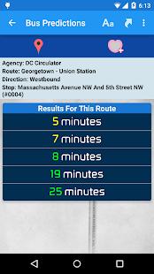 DC Metro Transit - Free - screenshot thumbnail