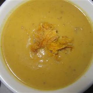 Slow Cooker Pumpkin Soup