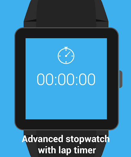 Stopwatch Pro for Android Wear