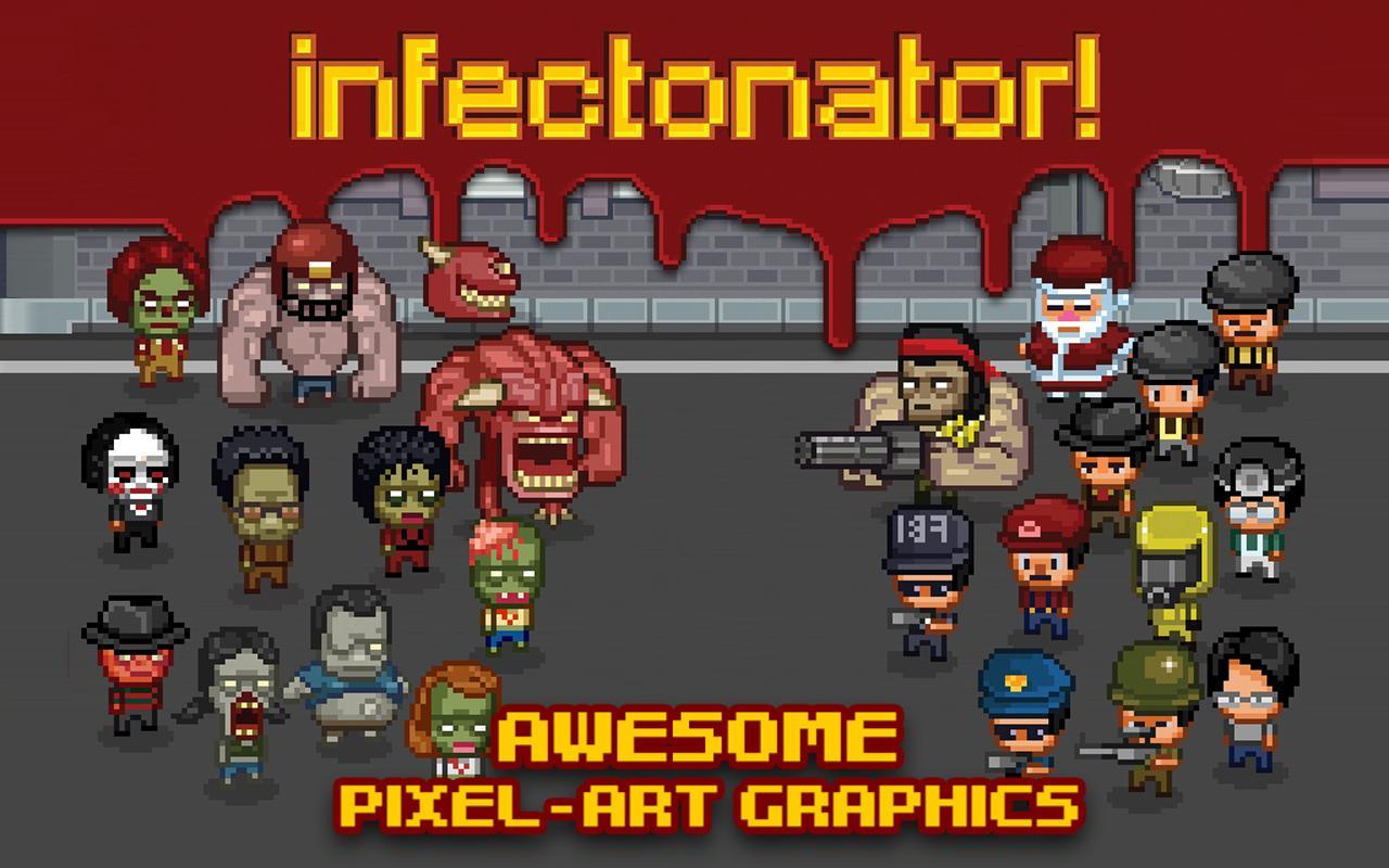 Infectonator screenshot #8