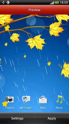 玩免費漫畫APP|下載金色枫叶动态壁纸 app不用錢|硬是要APP