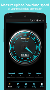 Traffic Monitor & 3G/4G Speed - screenshot thumbnail