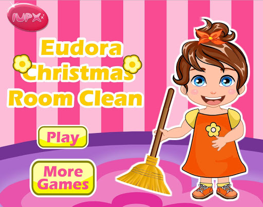 Eudora Christmas Room Clean