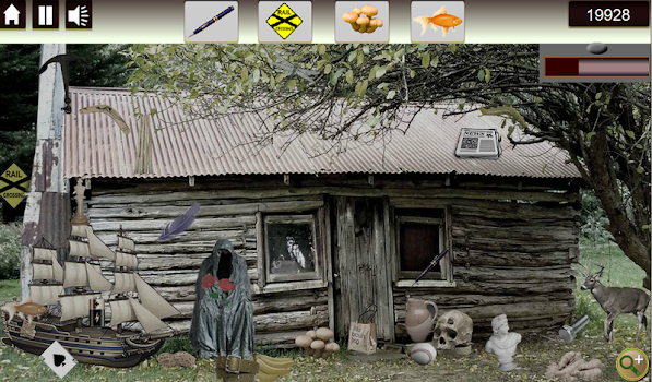 Hidden Object - The Cabin