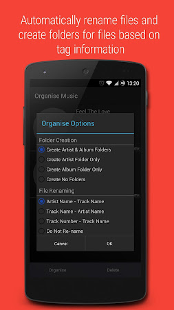 Music Tagger - Tag Editor 1.1.9r screenshot 393721