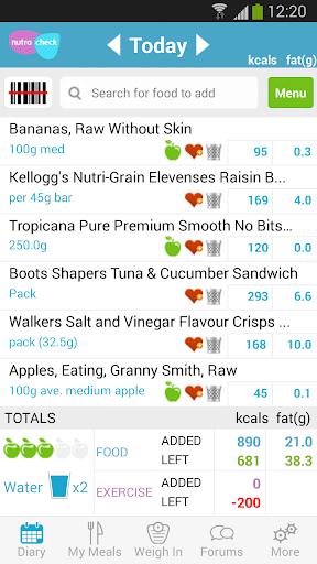 Calorie Counter +