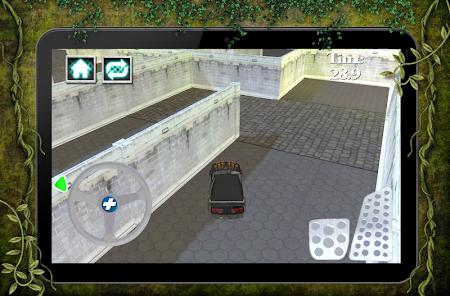 the maze parking simulator 3D 1.1 screenshot 1587196