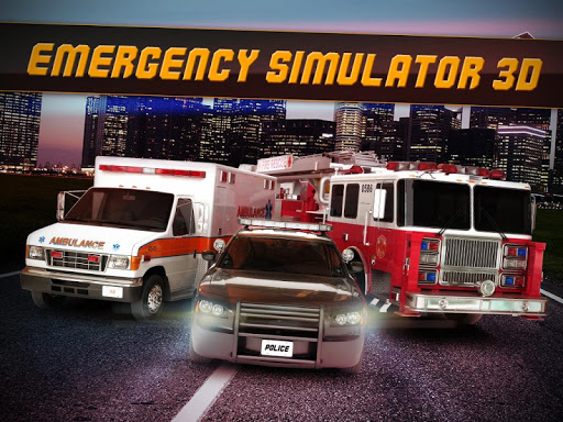 Emergency Simulator 3D