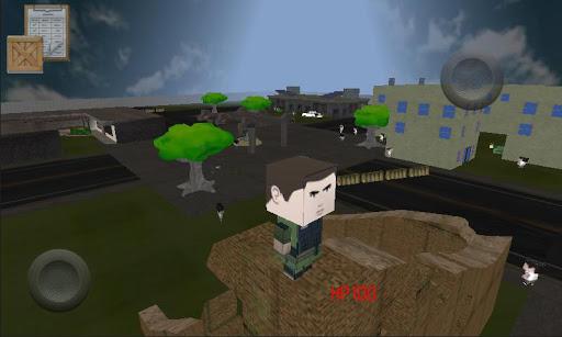 Zombie Colliseum