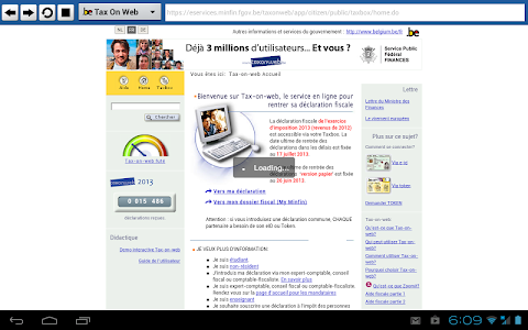 Freedelity Secure Browser screenshot 0