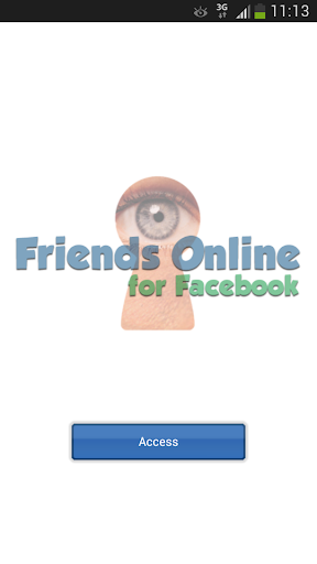 Friends Online for Facebook