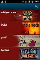 Screenshot of Download Free Ringtones 2015