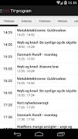 Screenshot of TV SYD