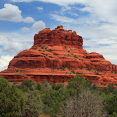 Sedona UFO Game Live Wallpaper