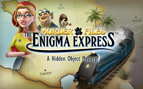 Enigma Express- screenshot thumbnail