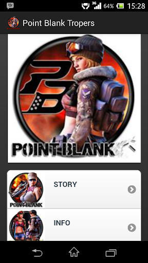 Point Blank Tropers