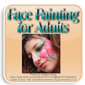 Face Painting for Adults