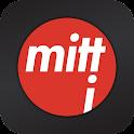 Mitt i Stockholm logo