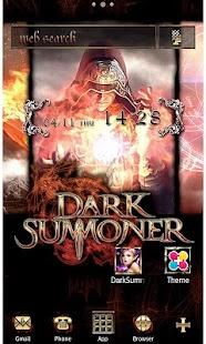 Dark Summoner Theme [+] HOME