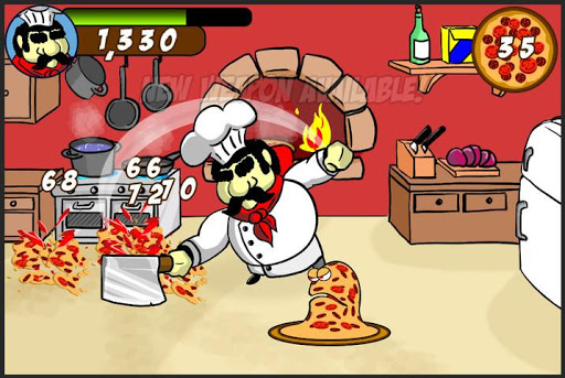 Crazy Kitchen Angry Chef Free