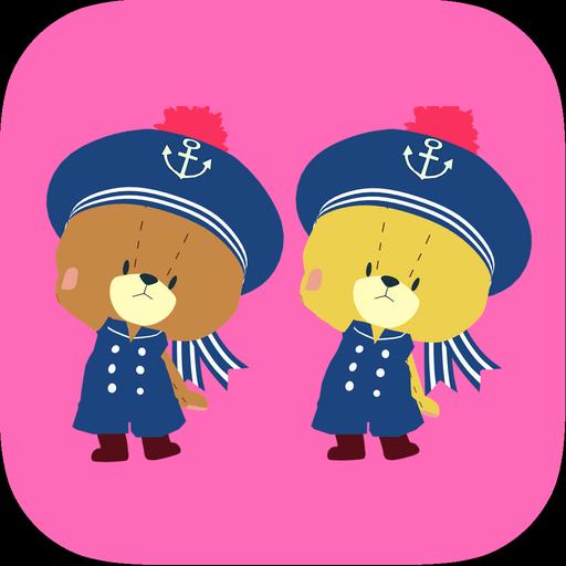 Baby game - TINY TWIN BEARS 教育 App LOGO-APP開箱王