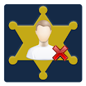 Trespass Warning icon