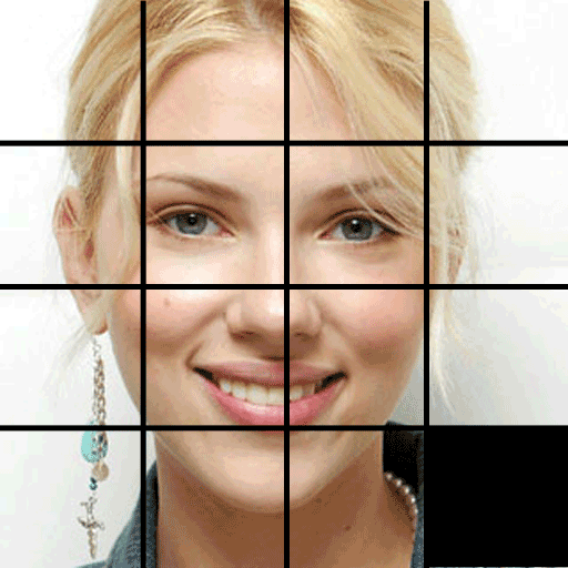 Hollywood Actresses Puzzles