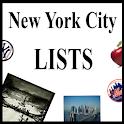 New York City Lists