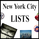 U.S. Travel List NEW YORK CITY icon