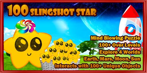 100 Slingshot Star