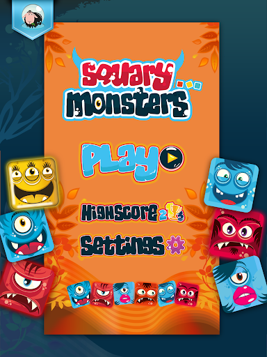 Squary Monsters