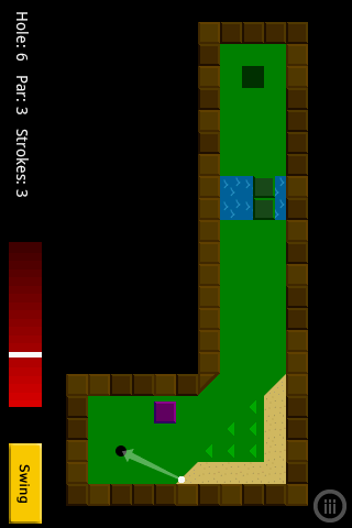 Fun-Putt Mini Golf Lite- screenshot