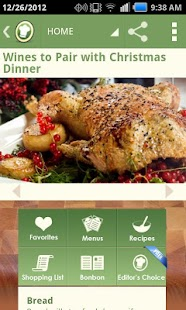 Top Recipes - screenshot thumbnail