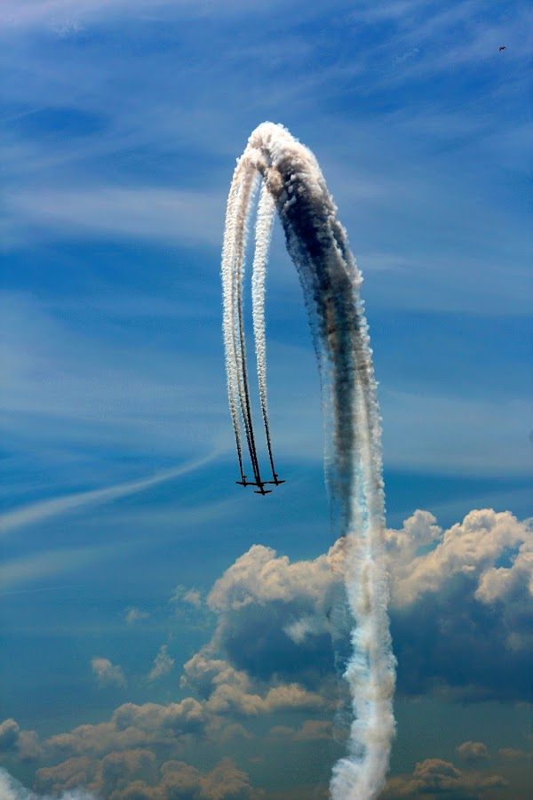 CHICAGO AIR SHOW by Ron Kreft - News & Events Entertainment ( chicago, planes )