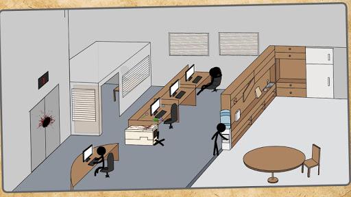 Stickman Death Office
