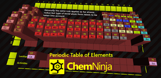 Periodic table chemistry tools apps on google play urtaz Choice Image