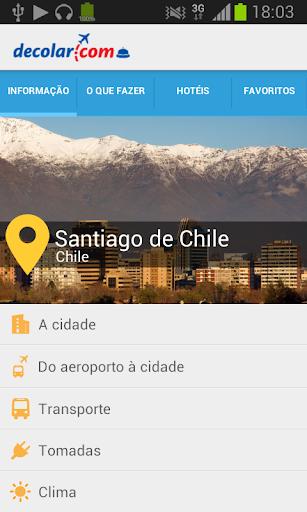 Guia de Santiago do Chile