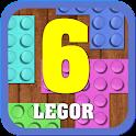 Legor 6 - Free Brain Game icon